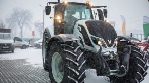 Valtra & Fendt Open Days в Черкасах