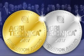 Лауреати конкурсу Agritechnica Innovation Award 2017