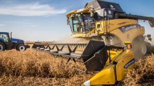 Українські аграрії зібрали майже 62,5 млн тонн зерна