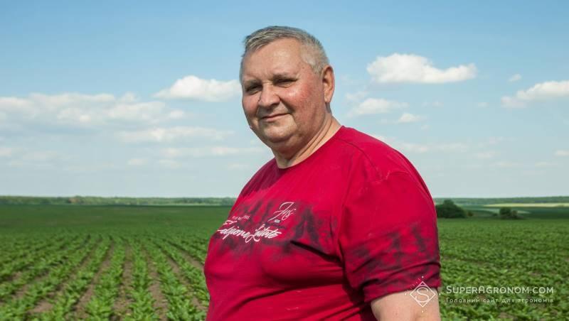 Микола Кошіль, директор підприємства