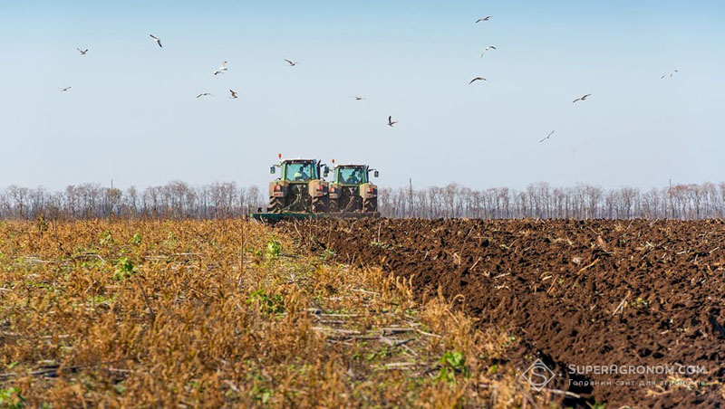 Обробіток ґрунту