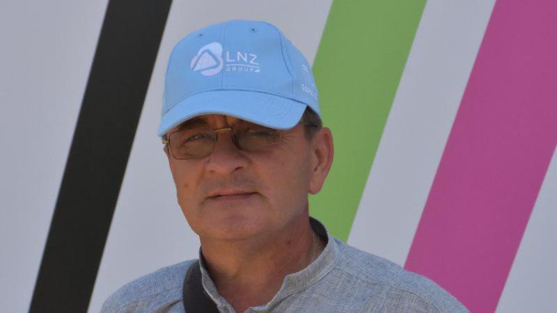 Анатолій Литвиненко, керівник ФОП «Литвиненко А.Ю.» та ФГ «Альфа-7»