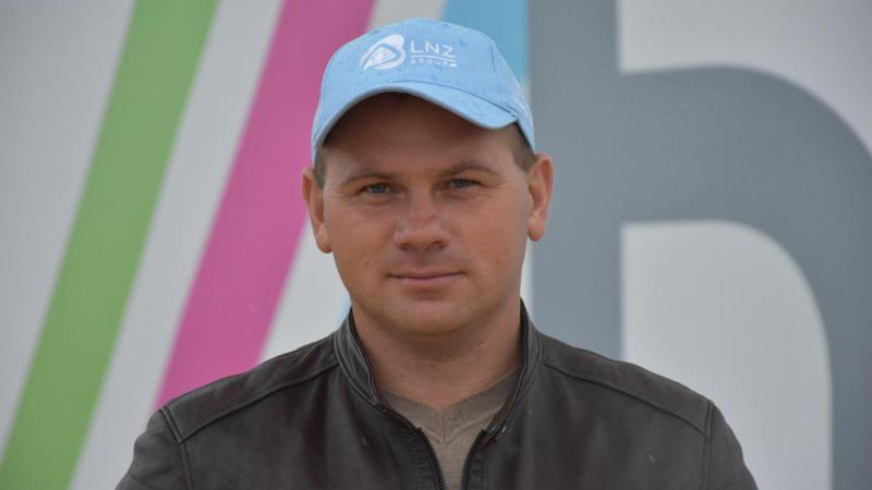 Олександр Сівогорло, головний агроном ФГ «Тетяна 2011»