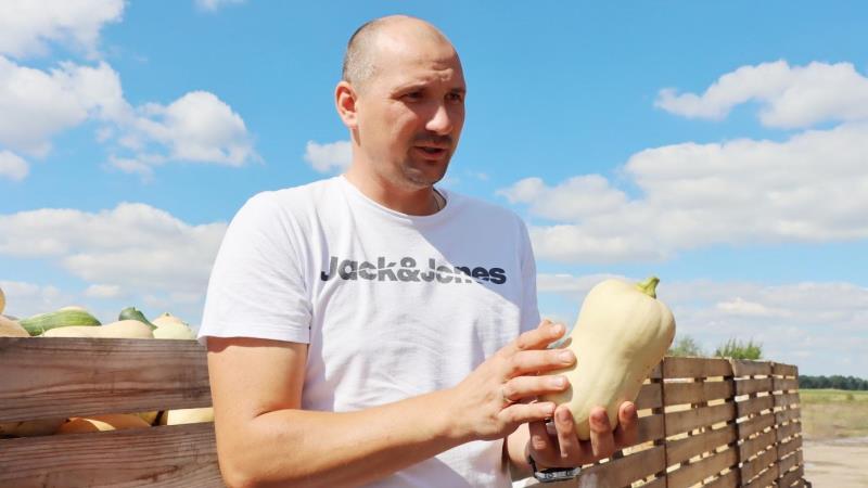 Вадим Кричковський, директор господарства Organic-D