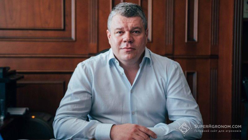 в.о. голови правління ДПЗКУ Василь Коваленко