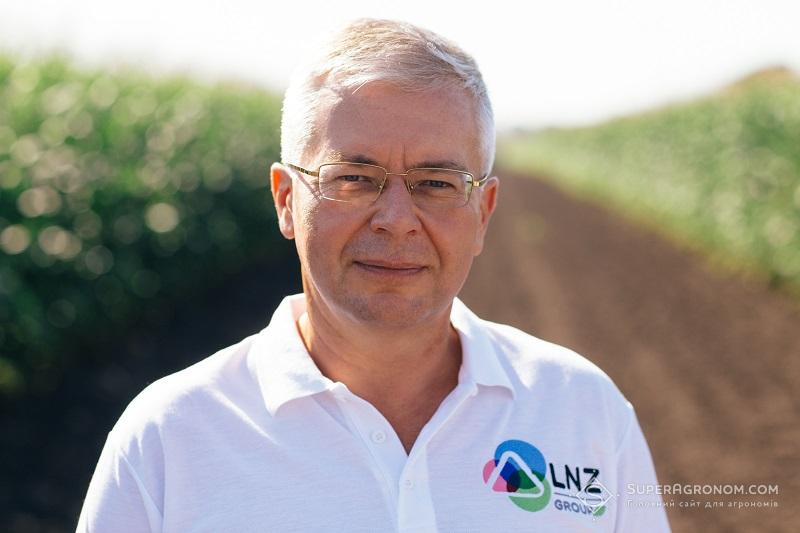Роман Франчук: Справжню ефективність продуктів та агротехнічніх прийомів покажуть тільки багаторічні дослідження фото 1 LNZ Group