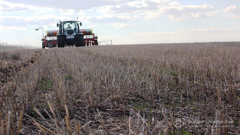 No-till — впровадження системи аграріями півдня