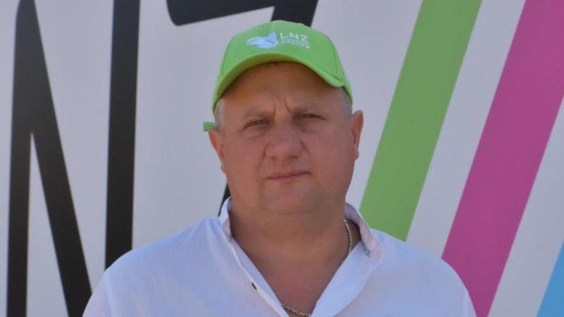 Сергій Жамардій, керівник ТОВ «Агропартнери-2009»